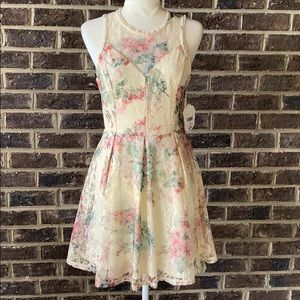 NWT Altar'd State Floral alacrity Dress
